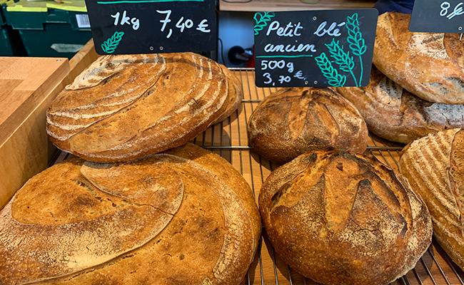 パン屋『chardon(シャルドン)』のパン