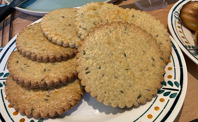 パン屋『chardon(シャルドン)』のクッキー