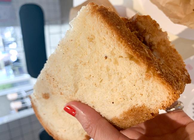 サンドイッチのパン