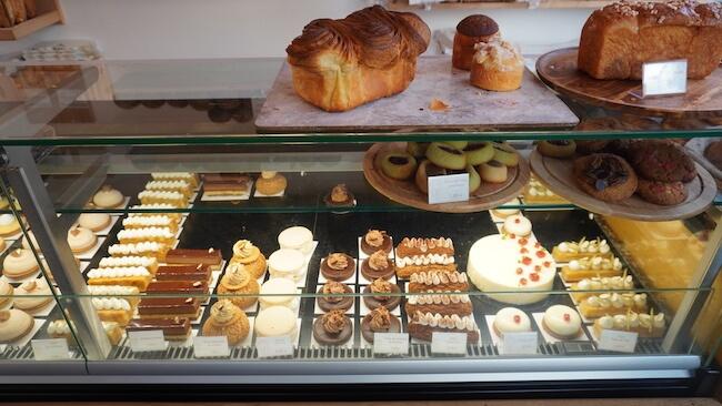 パリの新しいパン屋さん『Gourmandises Paris』