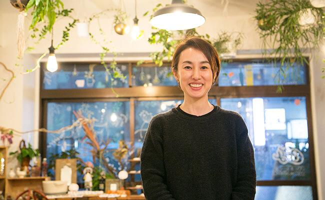 『City Coffee Setagaya(シティコーヒーセタガヤ)』の店主・戸村さん