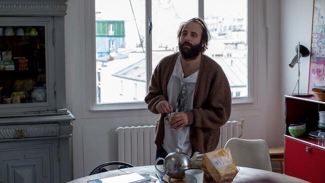 映画「冬時間のパリ」