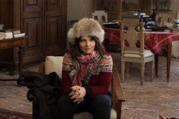 本、人生、愛をテーマにした迷える大人のラブストーリー。映画『冬時間のパリ』