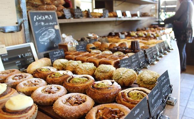 『丘の上のパン屋』のパン