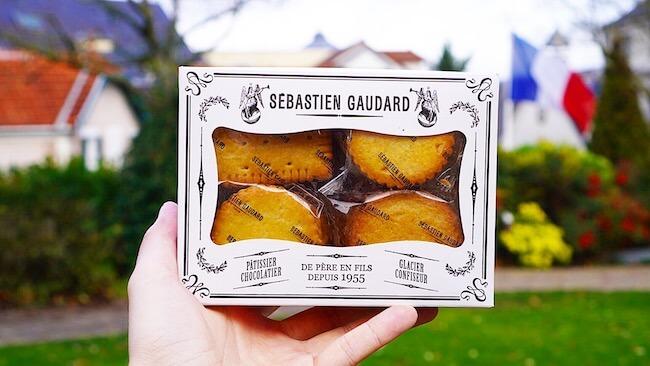 『Sébastien Gaudard』のクッキー・サブレボックス