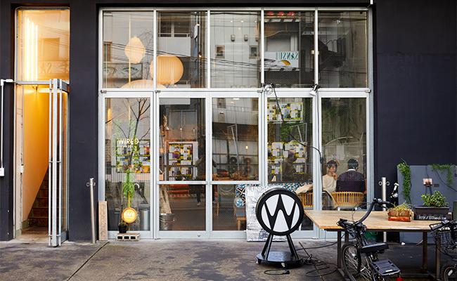 生産者とつながるカフェ『WIRED SHIBUYA』で味わう長野県小布施の旬の味わい