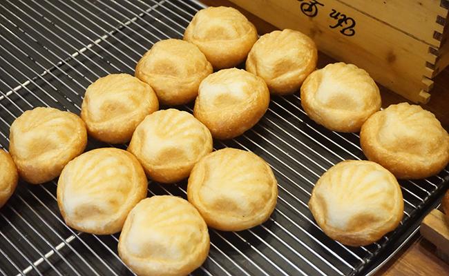 京都・烏丸御池『fiveran』の「クリームパン」