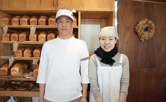 京都・出町柳『ナカガワ小麦店』の中川ご夫妻