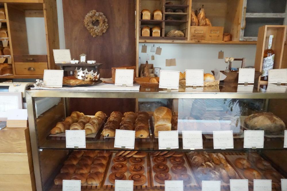 小麦にこだわるパン屋、京都・出町柳『ナカガワ小麦店』の日々進化する17種類のパン