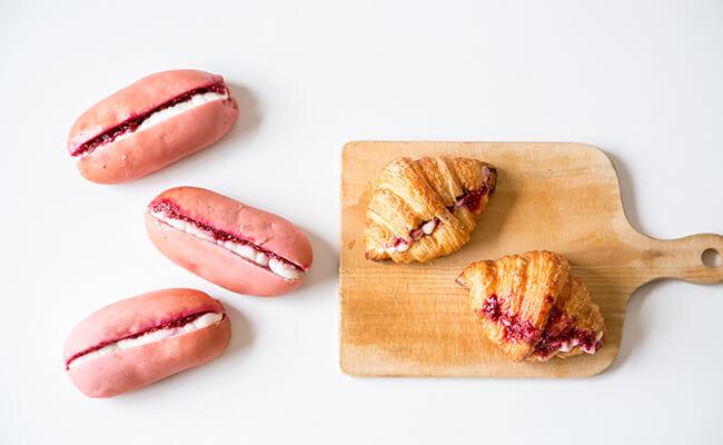 『ベーカリー サンチノ』の期間限定のパン