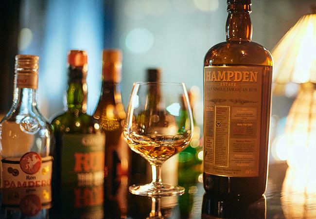 ジャマイカのラム酒「ハムデン」