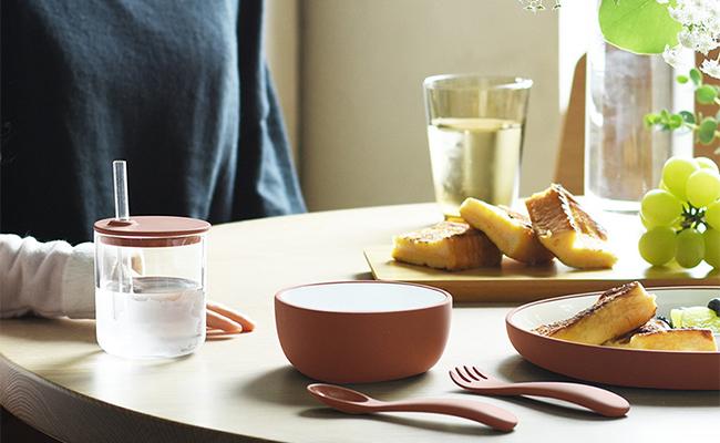 美しく機能的なベビー食器『BONBO』で素敵な食卓を