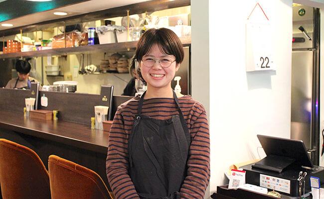 千歳船橋『喫茶パオーン』の店長・稲吉さん