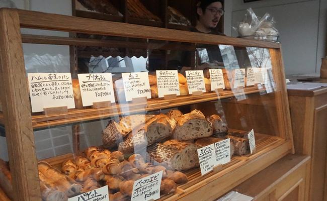 京都・松ケ崎『吉田パン工房』のパン