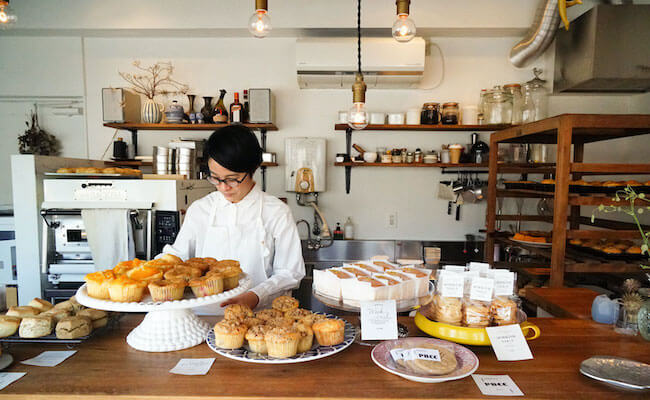 池ノ上の焼き菓子専門店『やまねフランス』で味わう季節のお菓子