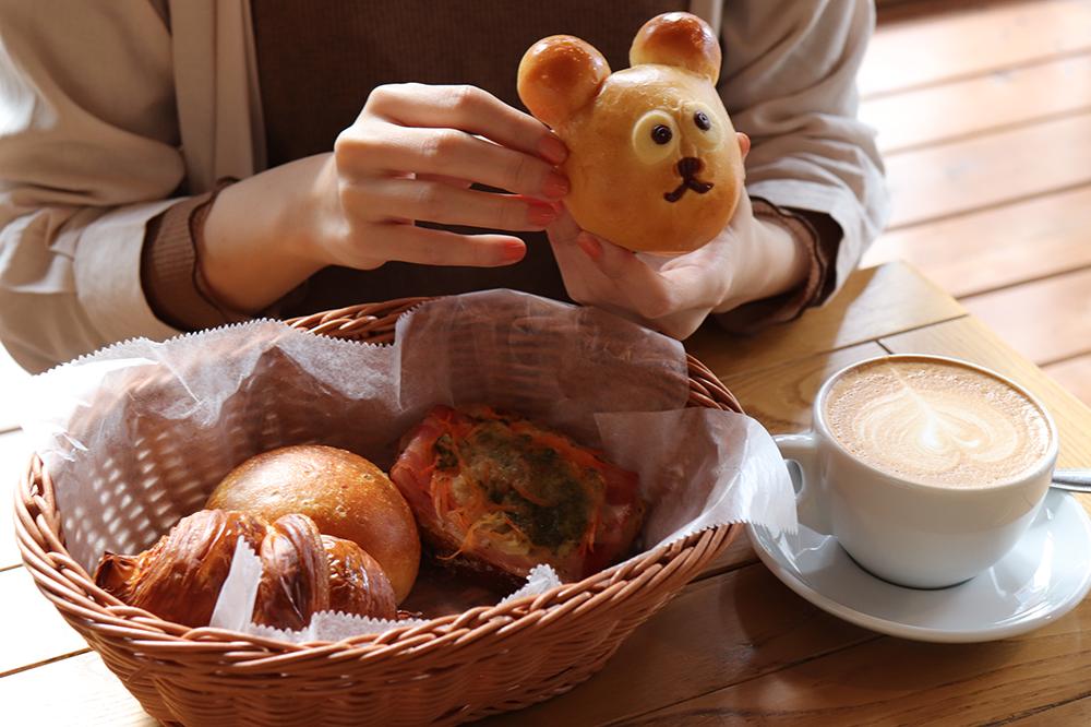 パン屋さんに本屋さんも!『ひぐらしガーデン』で過ごす心地よい時間