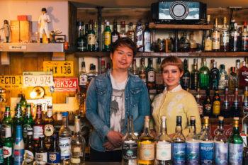 同じ趣味の仲間と出会い、語り、つながる。映画好きのための憩いの場、高円寺『Cafe & Bar BIG FISH』