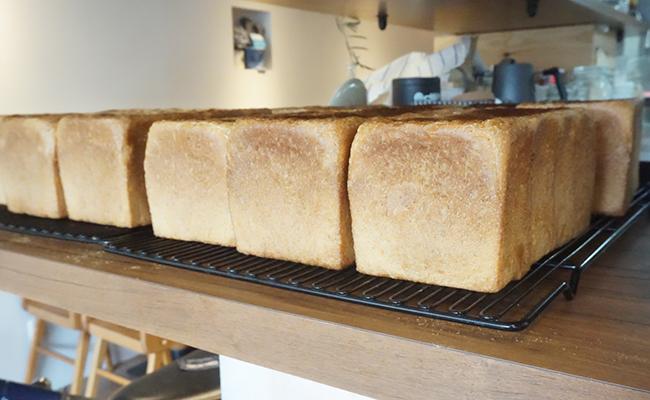 京都『UMBER46(アンバーヨンロク)』の食パン
