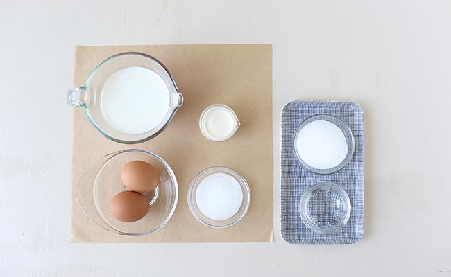 喫茶店の味を家で再現!おうち楽しむ固めプリンの作り方