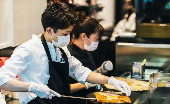 虎ノ門の新スポットにロブションのカフェが登場!限定サンドイッチは虎柄!?