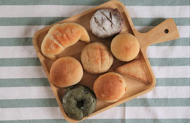 『Paysan(ペイザン)』の「菓子おまかせパンセット」