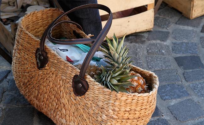 【プレゼント付き!】フランスのお買い物に欠かせないマルシェバッグ