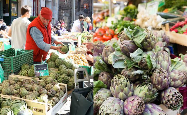 丸ごと茹でて食べられる!フランス野菜「アーティチョーク」って知ってる?