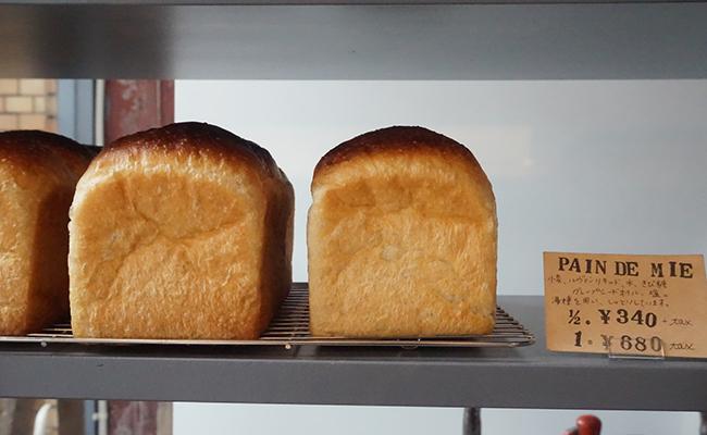 京都『パン屋kurs(クルス)』の「パンドミ」