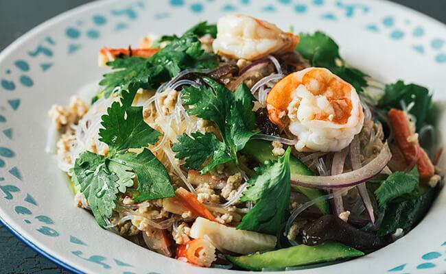 タイの春雨サラダ「ヤムウンセン」