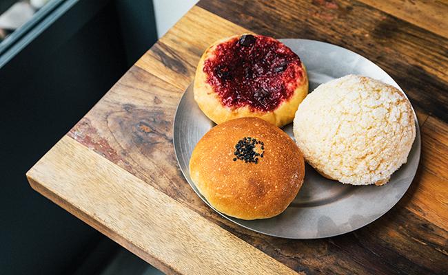 『Universal Bakes and Café(ユニバーサル ベイクス&カフェ)』のパン
