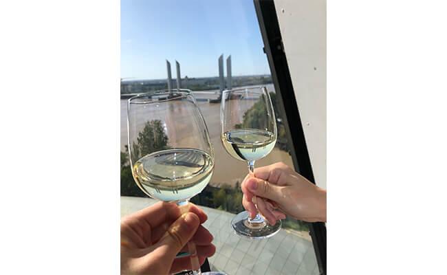 ワインとカヌレ、海の幸。ボルドーで大人の食い倒れ