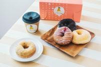 札幌発のドーナツ店が東京・用賀に!『珈琲とドーナツ ふわもち邸』