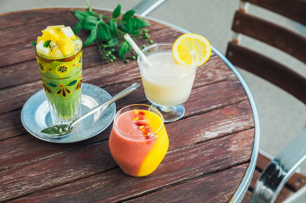 夏バテ気味の体に効く、野菜とフルーツの力!『BONJOUR SMOOTHIE』が贈るごほうびスムージーレシピ