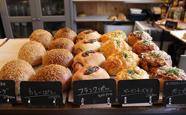 五反野『Tempus(テンプス)』のパン