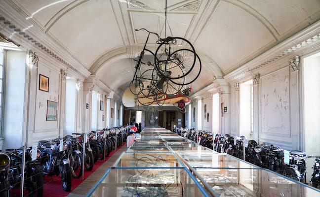 ブルゴーニュで見つけたちょっと変わった乗り物博物館