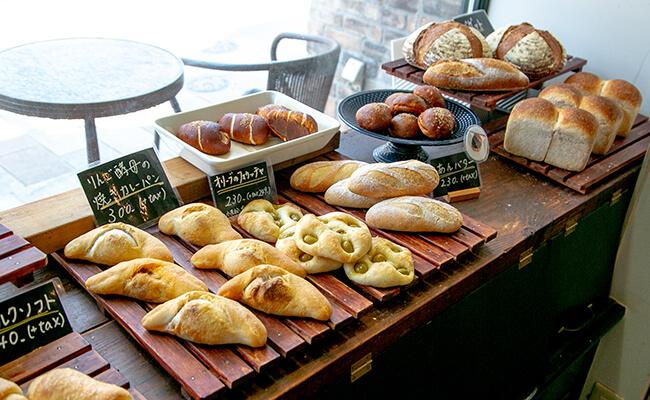 田園調布『est Panis(エストパニス)』のパン