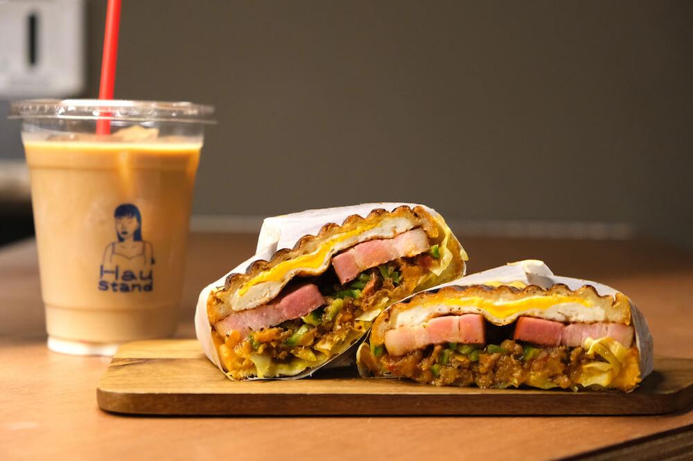 新たな下北沢グルメ!『HauStand』のホットサンドとフルーツパンチッチはもう食べた?