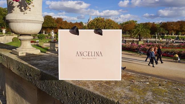 モンブランといえばやっぱりここ!『Angelina(アンジェリーナ)』