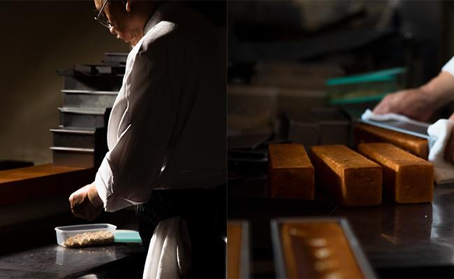 """""""黄金のパン""""を作り出すイタリアのパンドーロ製法"""