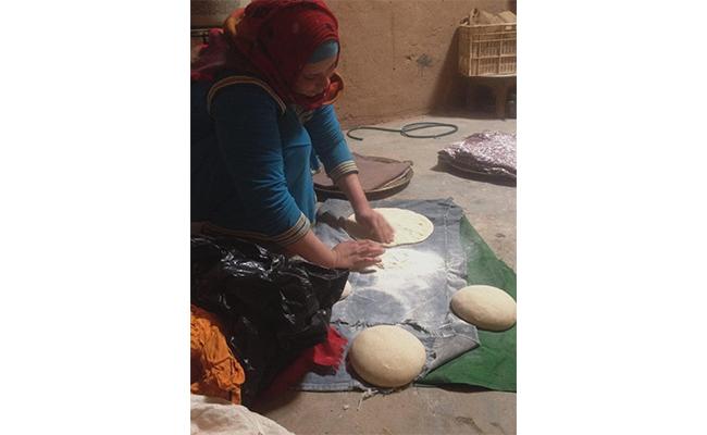 中山さんが働いたロシェルの薪窯のパン屋さん