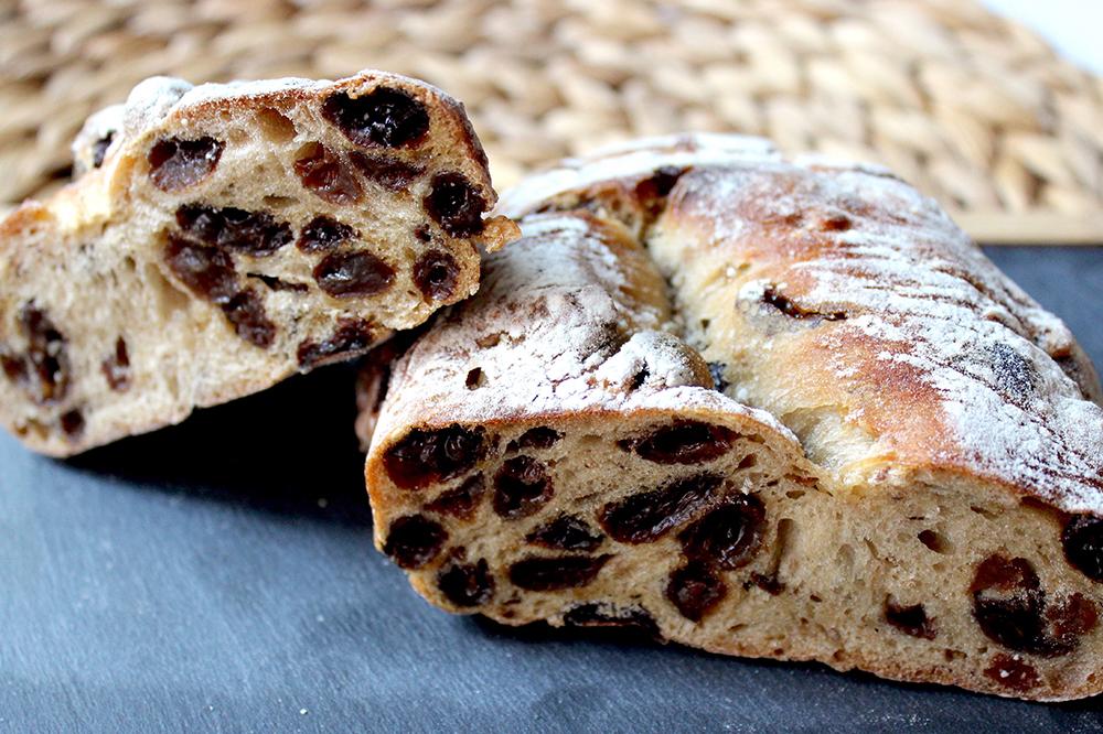 西京味噌に漬け込んだレーズンがぎっしり!地域に根差したパン屋『イチカベーカリー』の「もっちりコク甘みそレーズン」