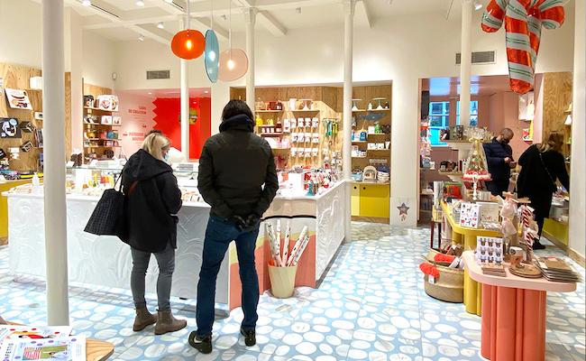 まるで絵本に出てくるようなパティスリー『chez bogato』。マレ地区店舗がオープン!