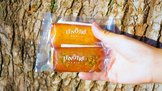 『ルノートル』の焼き菓子の数々