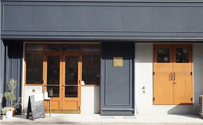 KANOA bakeryの外観