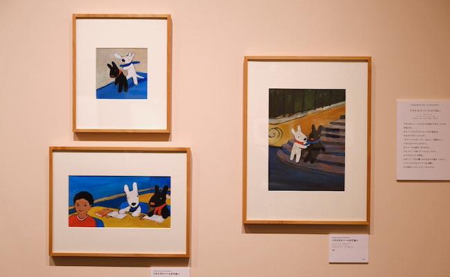 150点の原画が大集合!松屋銀座「リサとガスパールのおもいで展」