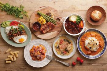 世界の料理が食卓に!冷凍食品の枠を超えていく『ロイヤルデリ』
