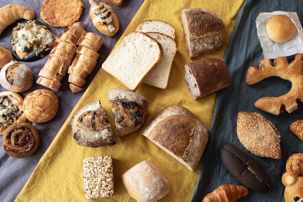 全国のパンをお取り寄せ!『rebake』でおいしく楽しく社会貢献