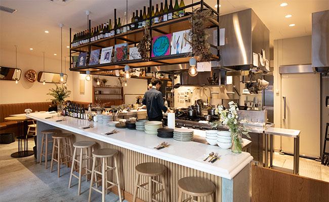 日本橋・兜町の注目レストラン『Neki』ではじめてのひとりレストラン