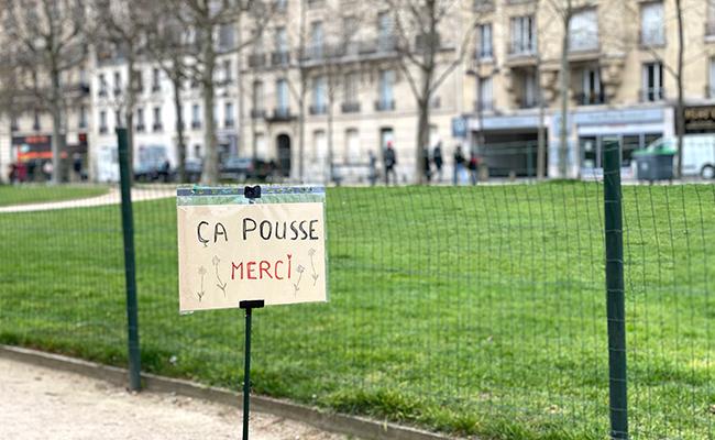 """春のパリは""""レンタル花壇""""に注目!パリ市民自らが作り出す美しい花壇"""