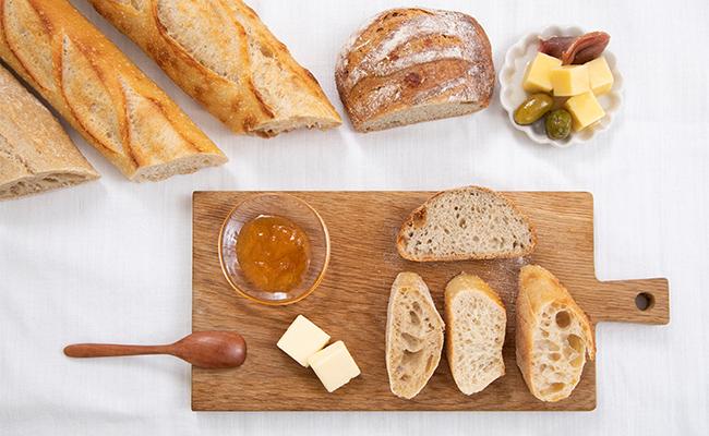 その他に、日替わりのおすすめ「ゴルゴンゾーラといちじく」のパンも。
